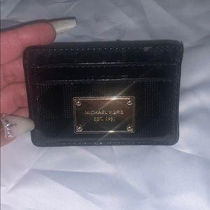 Michael Kors credit wallet